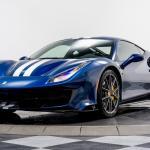 Used 2020 Ferrari 488 Pista For Sale Sold Marshall Goldman Beverly Hills Stock B20700