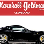 Used 2010 Ferrari 599 Gtb Fiorano Hgte For Sale Sold Marshall Goldman Beverly Hills Stock W20904