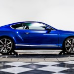 Used 2013 Bentley Continental Gt V8 For Sale Sold Marshall Goldman Beverly Hills Stock W21316