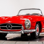 Used 1957 Mercedes Benz 300sl Roadster For Sale 1 165 900 Marshall Goldman Cleveland Stock W21808
