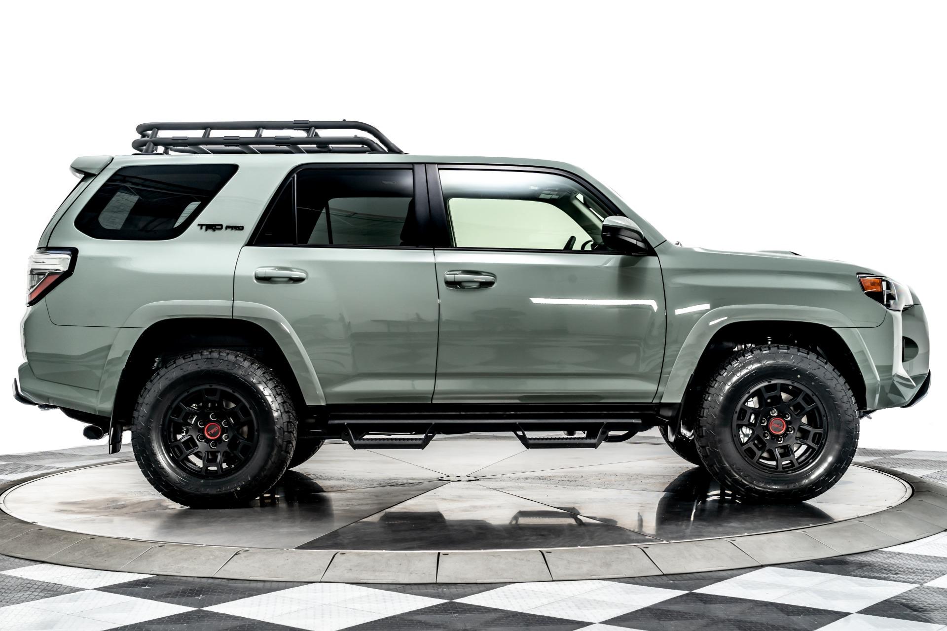 2017 toyota 4runner trd off road premium 4x4 4wd four sku:h5472332. Used 2021 Toyota 4runner Trd Pro For Sale Sold Marshall Goldman Cleveland Stock Wtrdgr