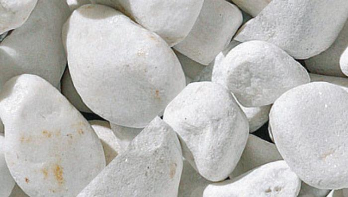 Spanish White Cobbles Marshalls Co Uk