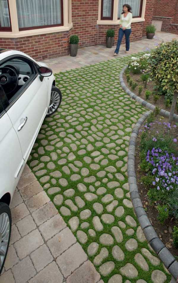 25+ Grids Permeable Landscaping Pictures and Ideas on Pro