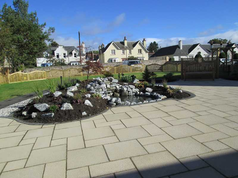 Landscape Design Bathgate