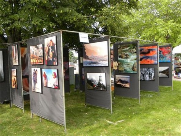 Linn Creek Arts Festival Artist Pictures