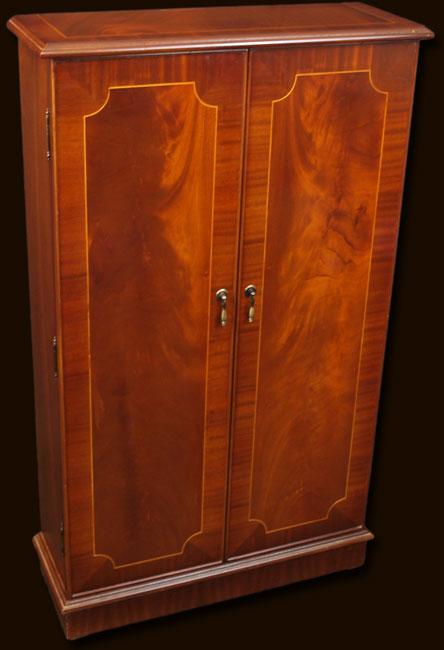 Cd Cabinet With Doors
