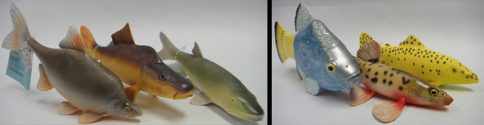 Marsh Education fish toys