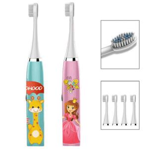 зубная щетка детская электрическая
