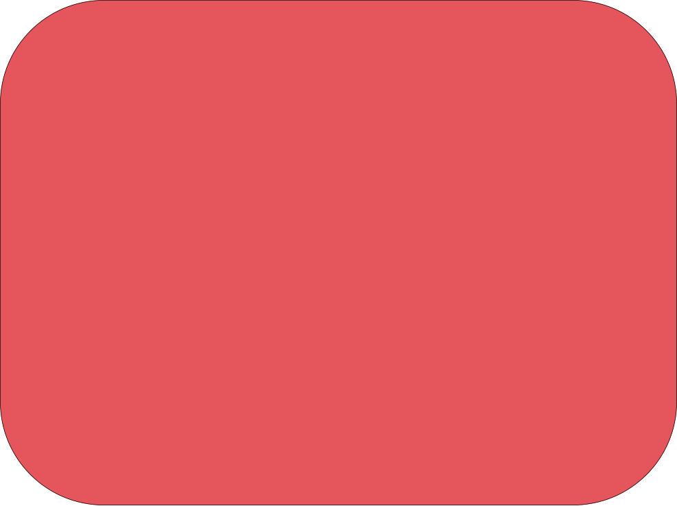 Coral Pink Fondant Color Powder
