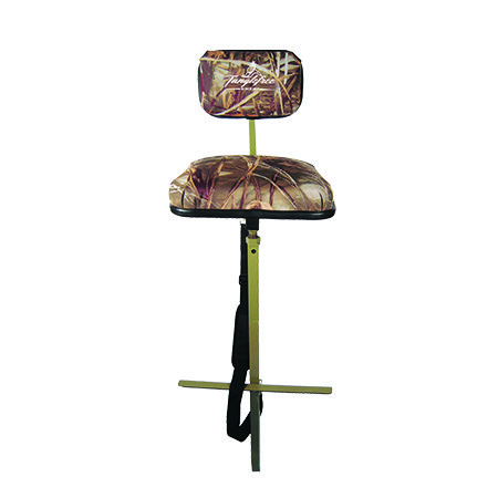 duck hunting chair log rocking chairs tanglefree tule seat realtree max 4 marsh mutt supplies