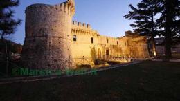 Avezzano (Aq), castello Orsini - Colonna