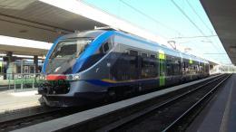 Foto treno minuetto
