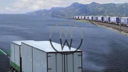 trasporto ferromarittimo