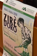ZIRE' D'ORO A PEPP DI PANGARZIO PER RICONSEGNA EMICICLO (3)