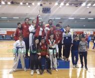 Centro Taekwondo Celano 3 società classificata