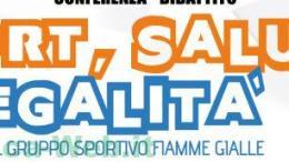locandina SPORT E SALUTE