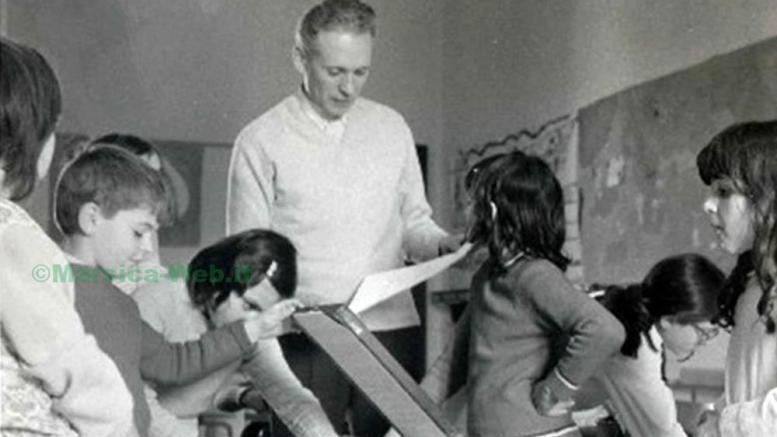 Mario Lodi e la scuola di Vho