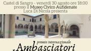 Ambasciatori d'Abruzzo 2019