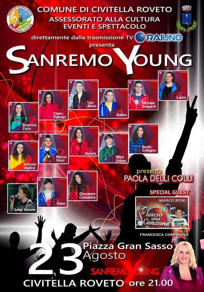 SANREMO YOUNG CIVITELLA R.