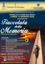 FIACCOLATA DELLA-MEMORIA-2020