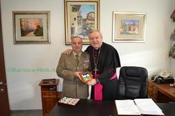 Foto 4 Col. Iovinelli e S.E. Marcianò