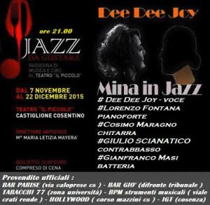 mina in jazz