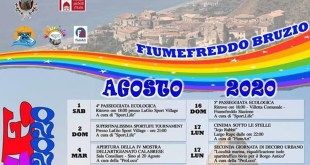 eventi estate fiumefreddo 2020