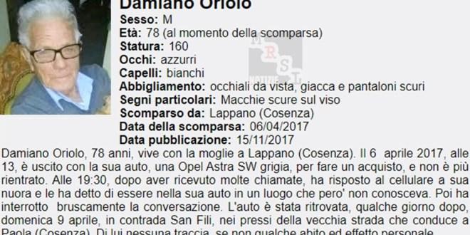 Damiano Oriolo