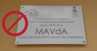 Condofuri Museo Archeologico Vallata dell'Amendolea
