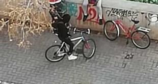 arresto pusher droga bicicletta