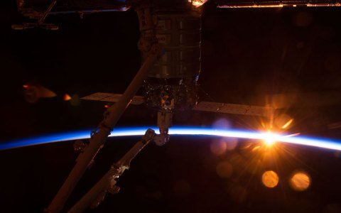 NASA ISS open to commercial business