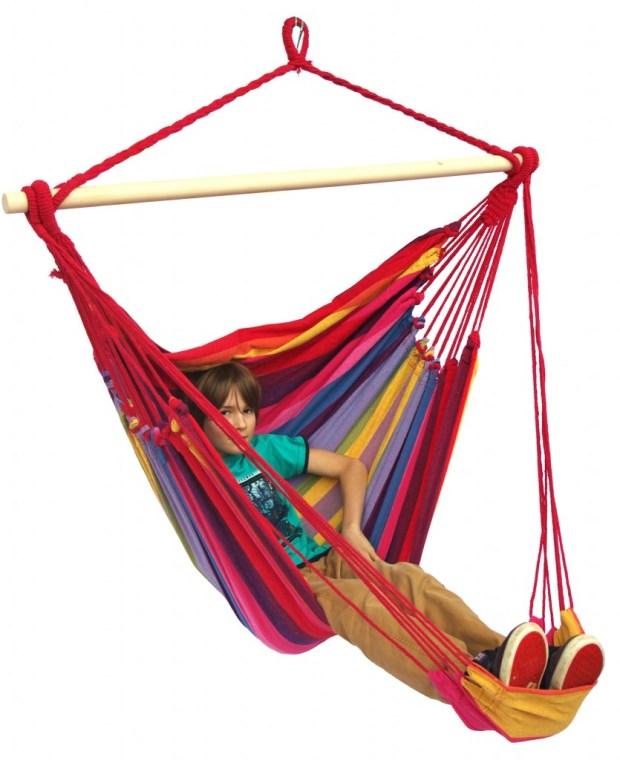 Tropical Lounger hangstoel.