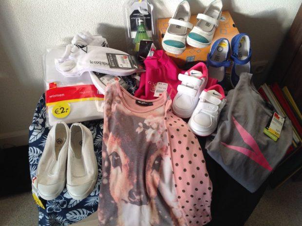 Scapino shopping