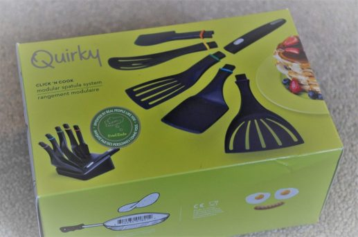 quirky keukentools spatels