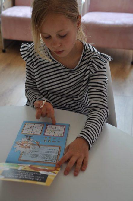 puzzelboekjes voor kinderen