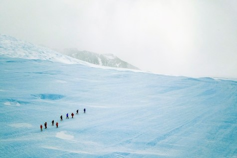 antarctica missie