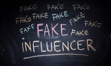 fake influencer