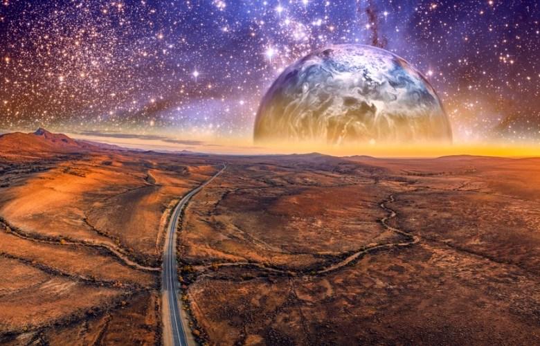 alien snelweg