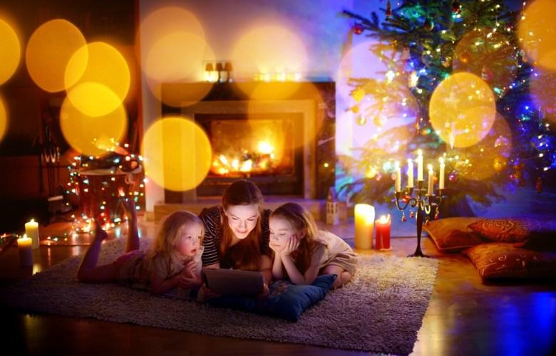 kerstfilms kijken