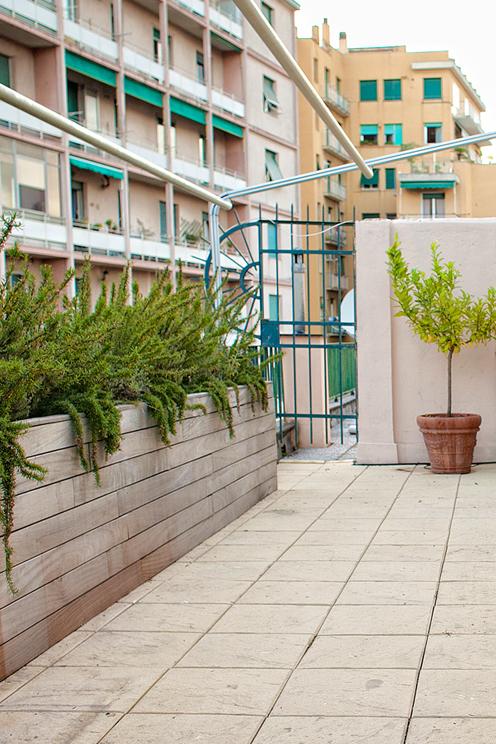 terrazzo sul tetto genovaMarta Carraro