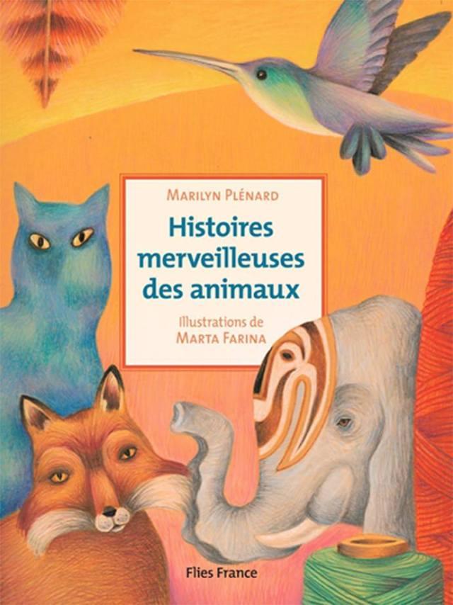 HISTOIRES MERVEILLEUSES DES ANIMAUX Flies France (France, 2017)