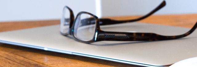 ładne okulary zwykłe do pracy do czytania
