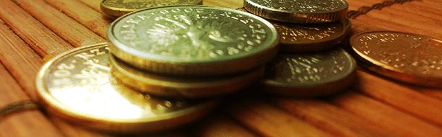 grosze monety