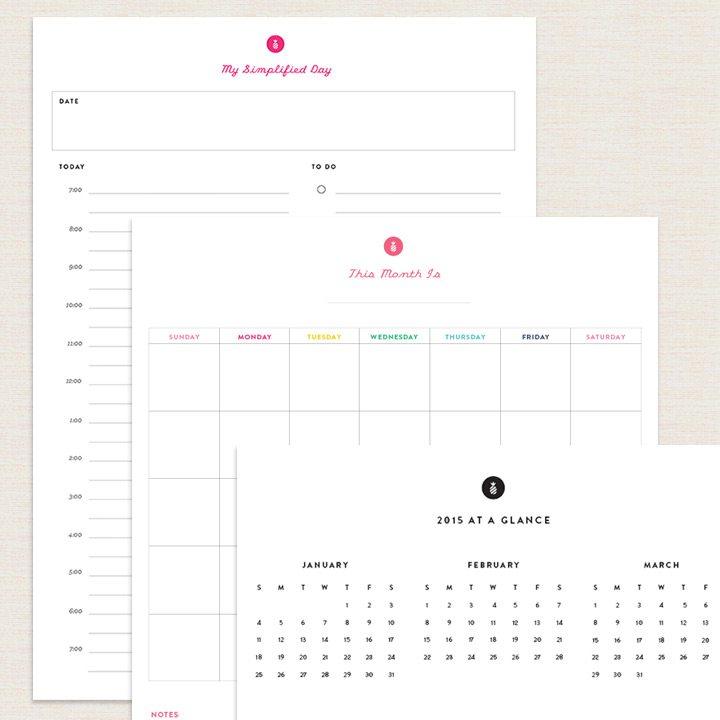 darmowe plannery do wydrukowania jak mie organizer kalendarz swoich marze marta pisze. Black Bedroom Furniture Sets. Home Design Ideas
