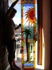 Vitrales in Messico