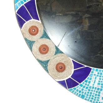 Specchio a mosaico
