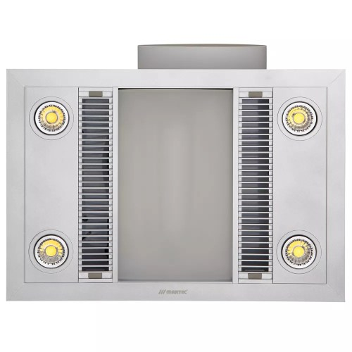 small resolution of linear 3 in 1 bathroom heater with exhaust fan and led lights