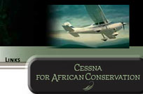 Cessna for African Preservation, Web Site