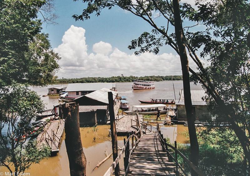 Brazílie, Amazonie, Rio Negro [Mart Eslem]