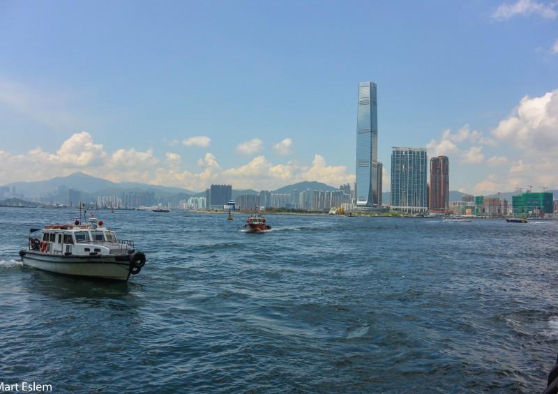 Hong Kong, Island, Kowloon [Mart Eslem]